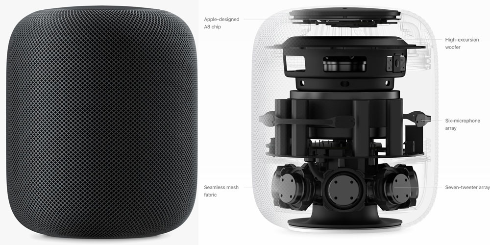 HomePod calitate audio HiFi