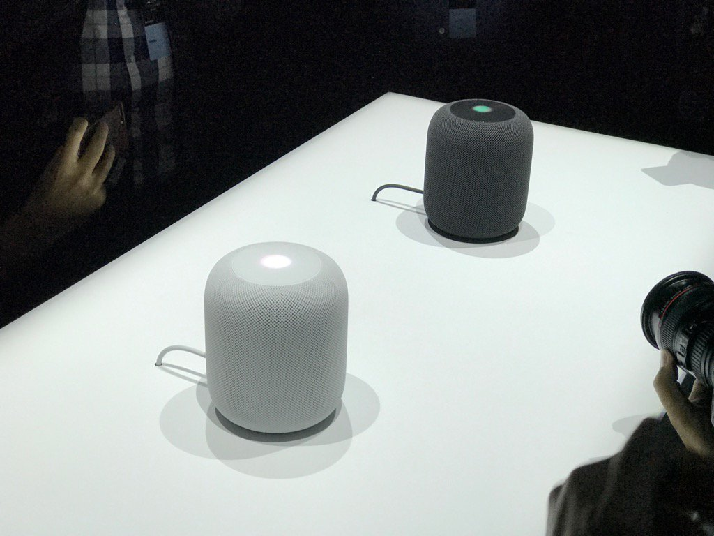 HomePod design 1