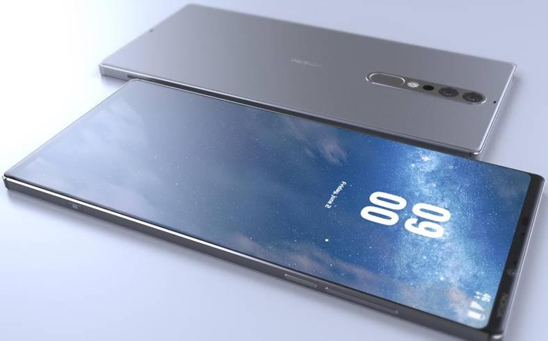 Nokia 9 decizie 4 GB RAM