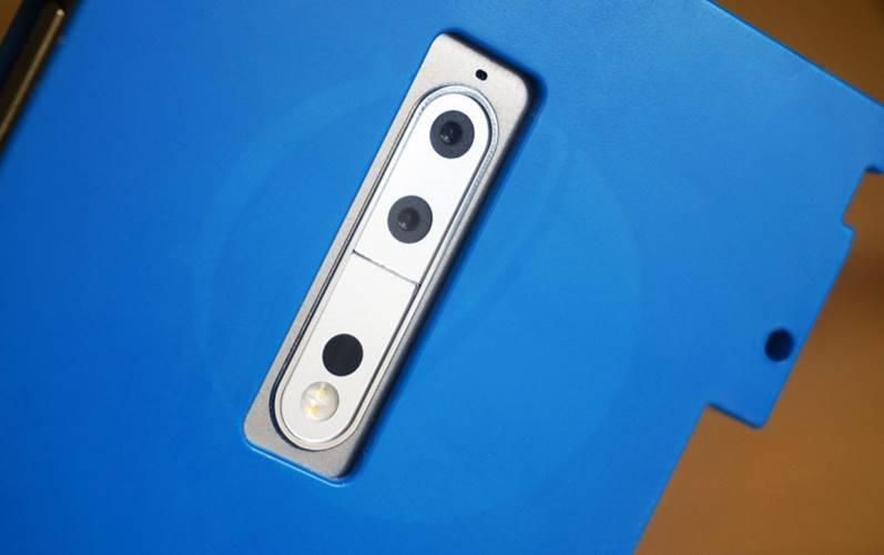 Nokia 9 performante iPhone 8 Galaxy S8