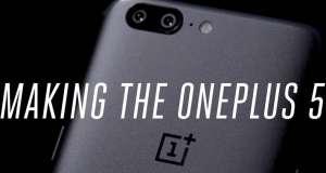 OnePlus 5 copiat iphone 7