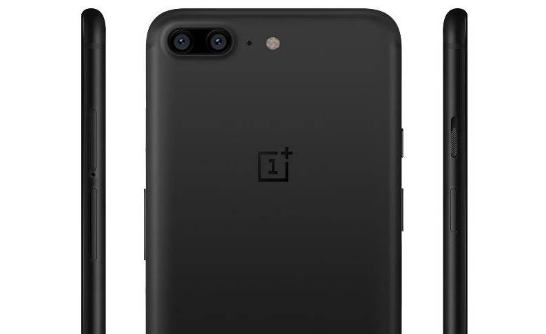 OnePlus 5 pet 550 euro Europa