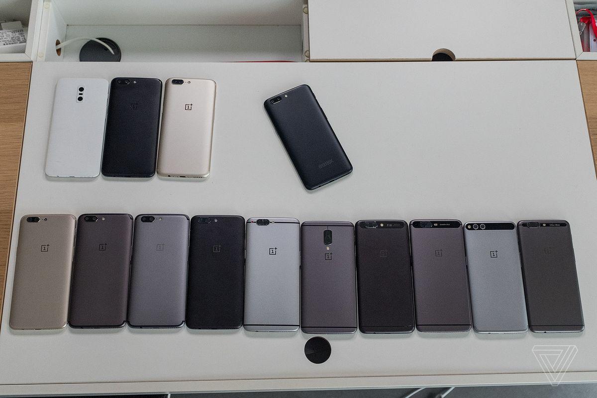 OnePlus 5 unboxing imagini 3