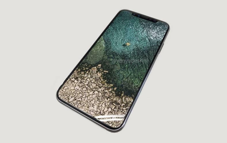 Qualcomm amprenta ecran iPhone 8