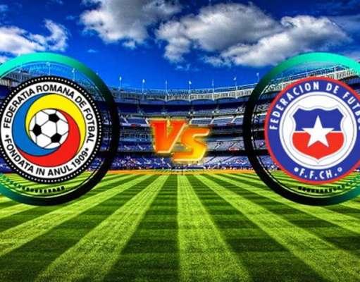 Romania - Chile LIVE tv online fotbal amical