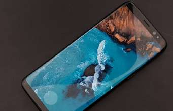 Samsung Galaxy Note 8 design nou ecran