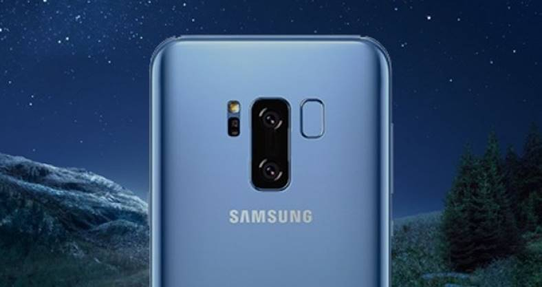 Samsung Galaxy Note 8 imagine presa feat