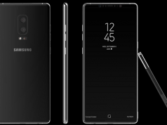 Samsung Galaxy Note 8 imagine presa noua