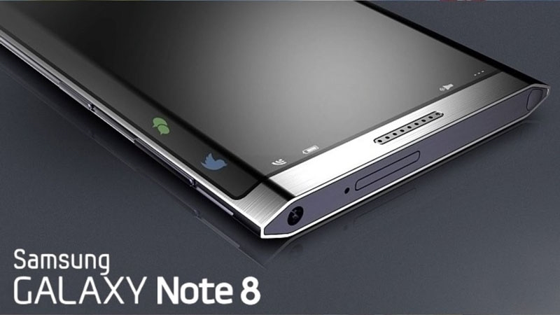 Samsung Galaxy Note 8 lansare cand august