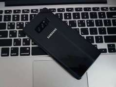 Samsung Galaxy Note 8 specificatii design