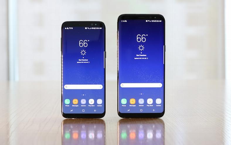 Samsung Galaxy S8 6 GB RAM performante iPhone