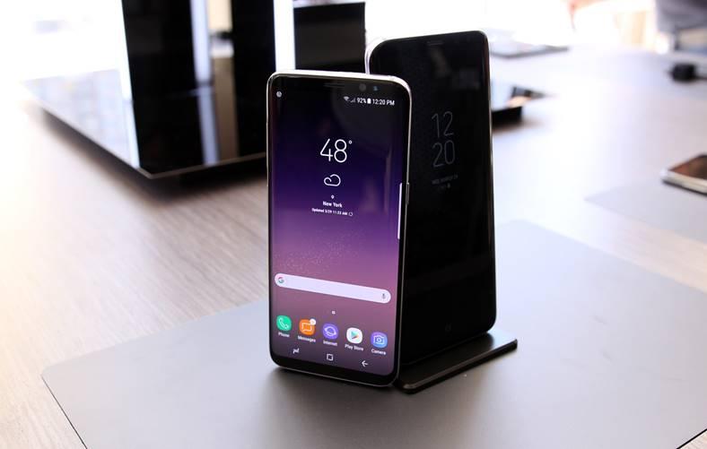 Samsung Galaxy S8 mai bun iPhone 7