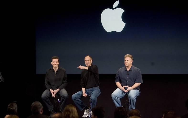 Secrete iPhone Scott Forstall