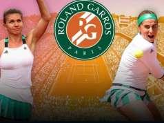 Simona Halep Roland Garros live tv online