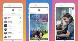 Skype interfata iPhone iPad