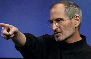 Steve Jobs pacalit Apple