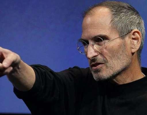 Steve Jobs pacalit Apple