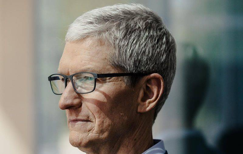 TIm Cook interviu Steve Jobs HomePod realitate augmentata