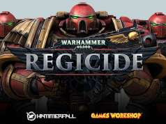 Warhammer 40000 Regicide iphone