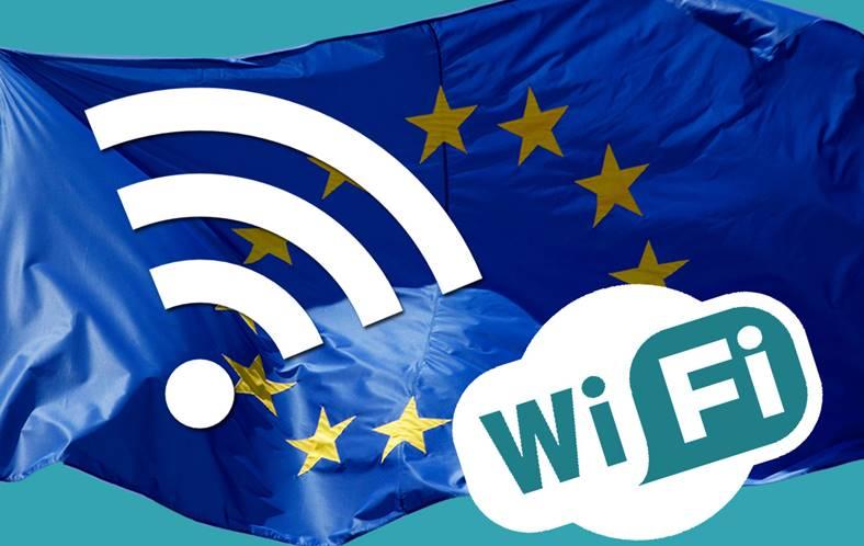 WiFi gratuit UE WiFi4U