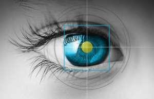 apple urmarire ochi