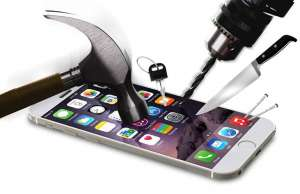 eMAG - 21 iunie - folii sticla iPhone pret 6 LEI