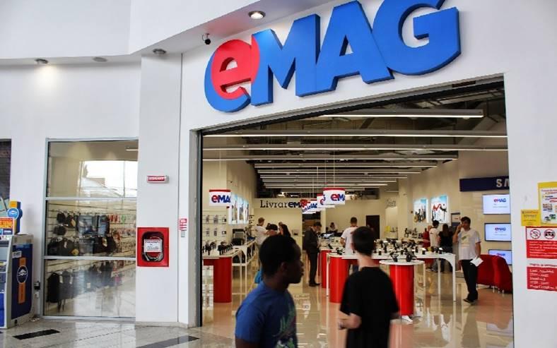 eMAG incasari 2016 550 milioane euro