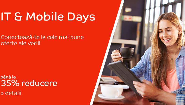 eMAG it mobile days pret redus