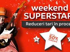 emag 17 iunie reduceri weekend superstars