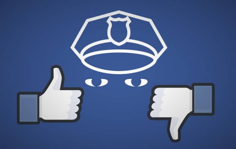 facebook avertisment politia romana