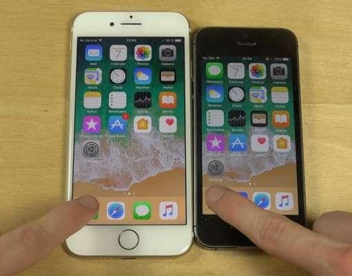iOS 11 3D Touch iPhone aplicatii