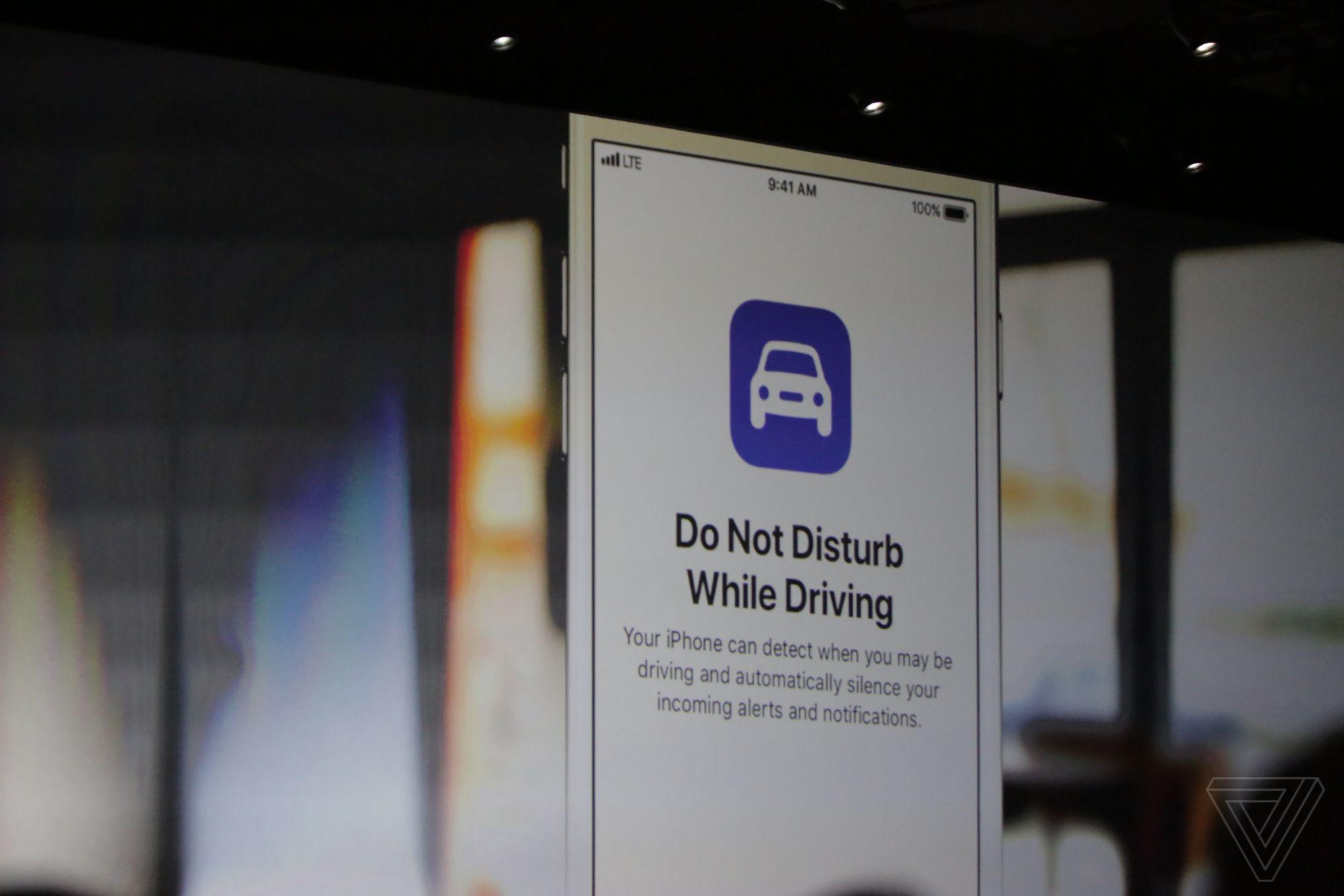 iOS 11 Apple Maps