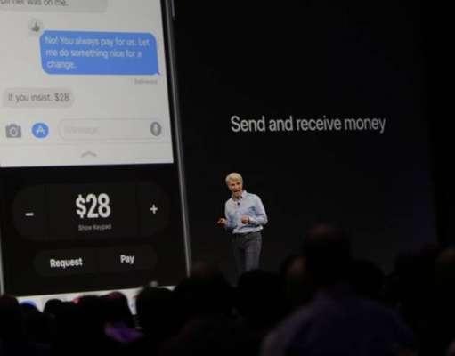 iOS 11 Apple Pay Cash iPhone iPad