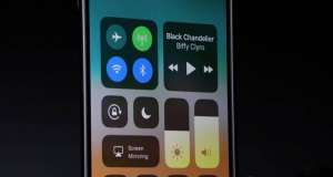 iOS 11 Control Center iPhone