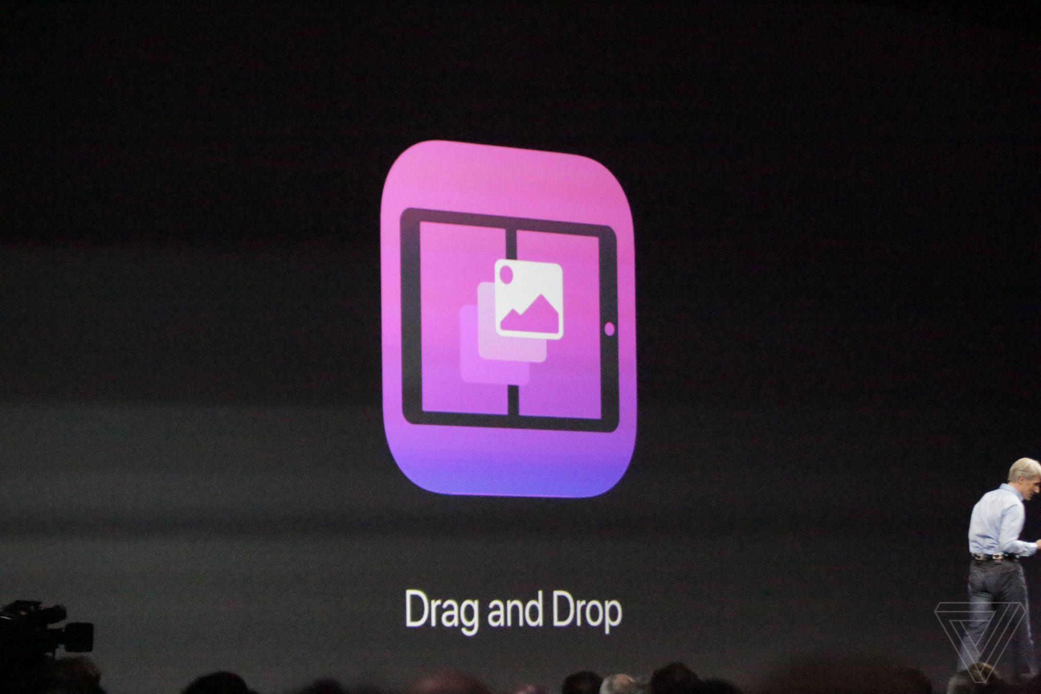 iOS 11 Drag & Drop
