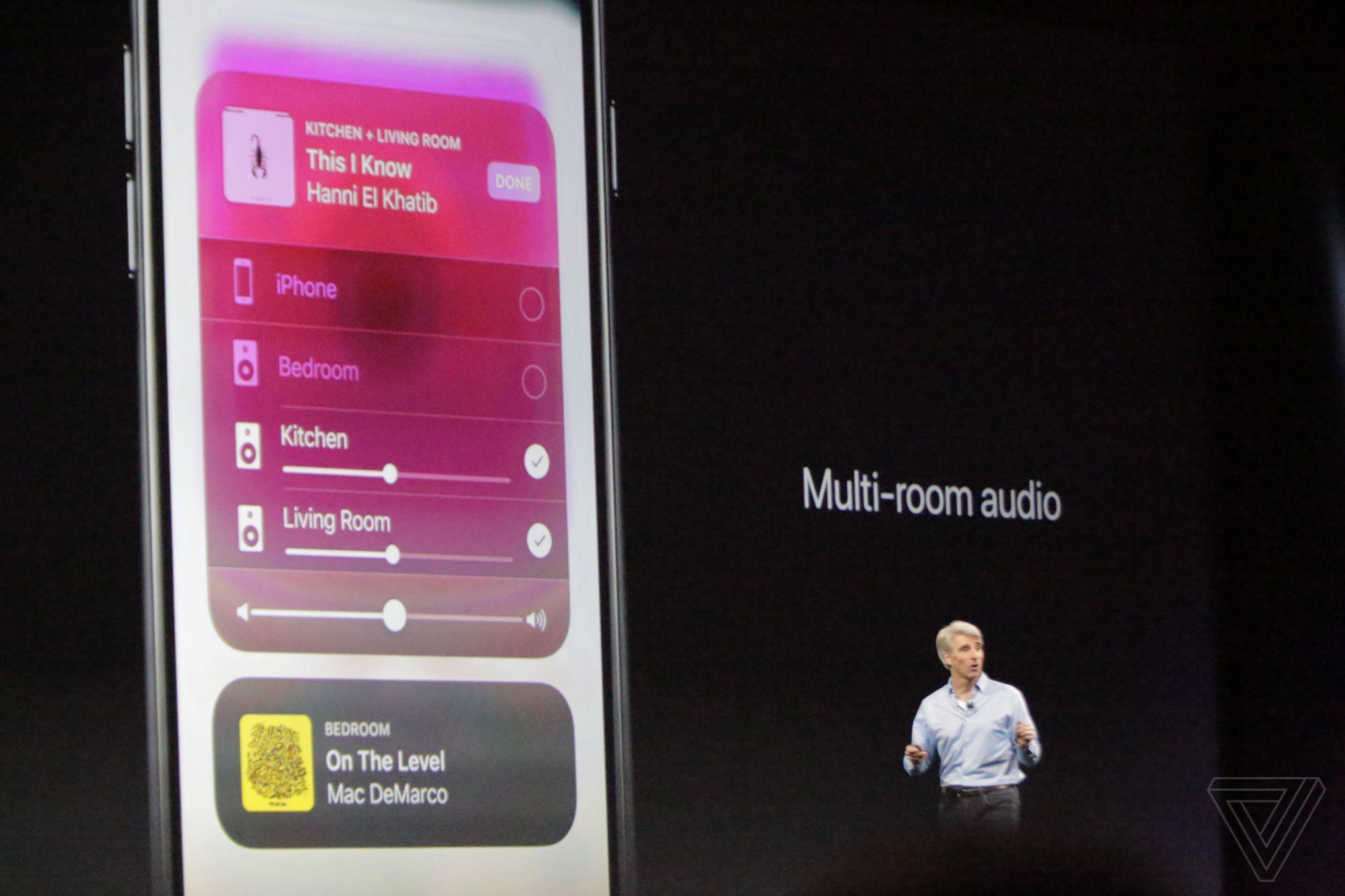 iOS 11 HomeKit