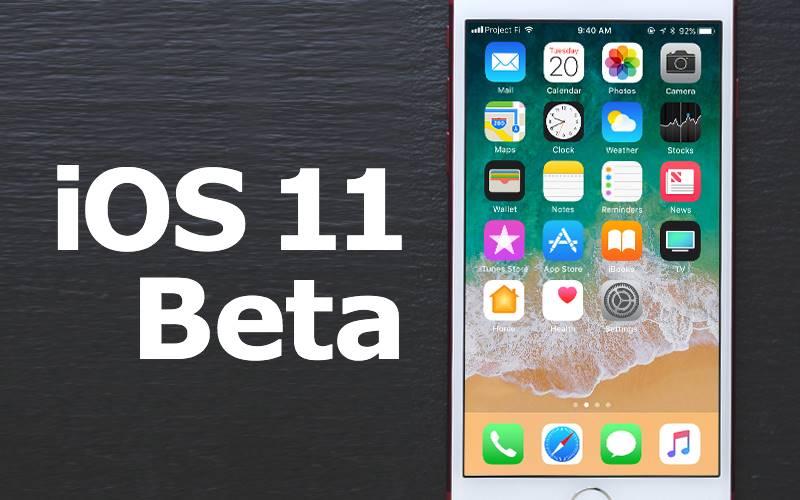 iOS 11 beta 2 v2