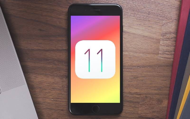 iOS 11 compatibil iPhone iPad merge