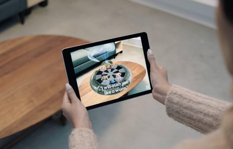iOS 11 compatibilitate realitate augmentata iPhone iPad
