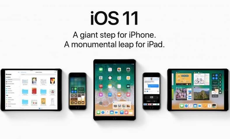 iOS 11 eliberare spatiu iPhone iPad
