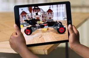 iOS 11 fidget spinner realitate augmentata
