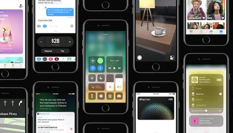 iOS 11 flac gif