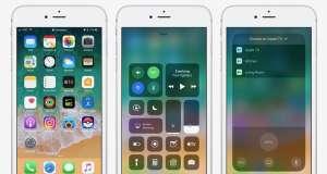iOS 11 iMessage efecte