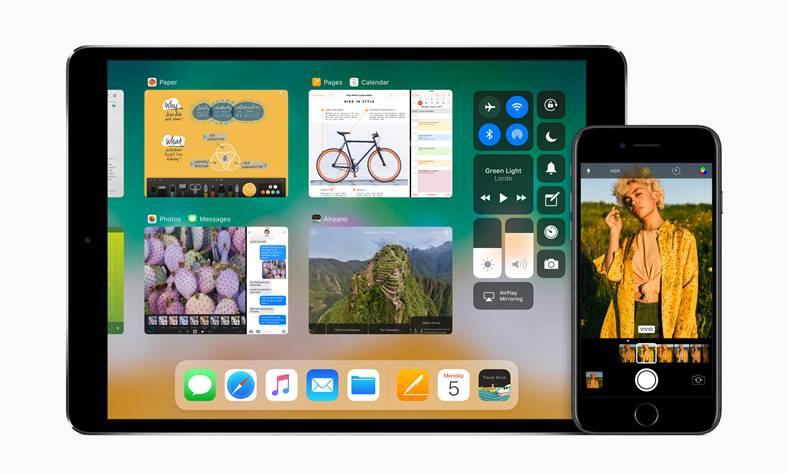 iOS 11 instalare iPhone iPad