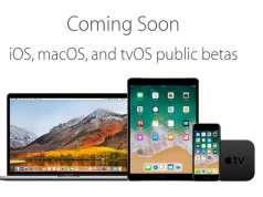 iOS 11 public beta 1