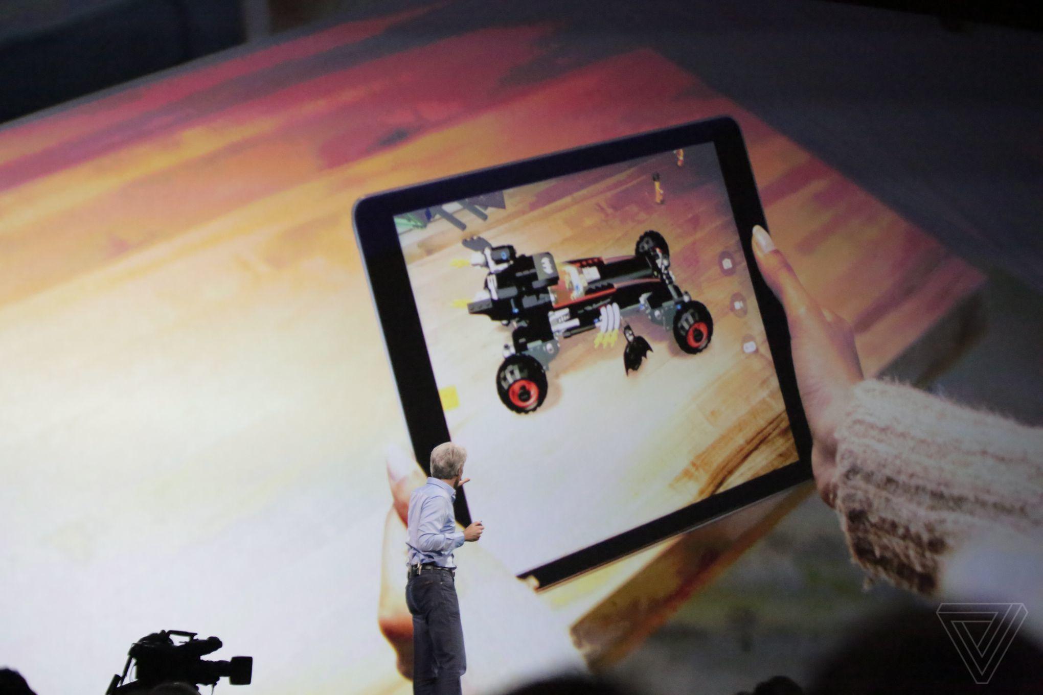 iOS 11 realitate augmentata