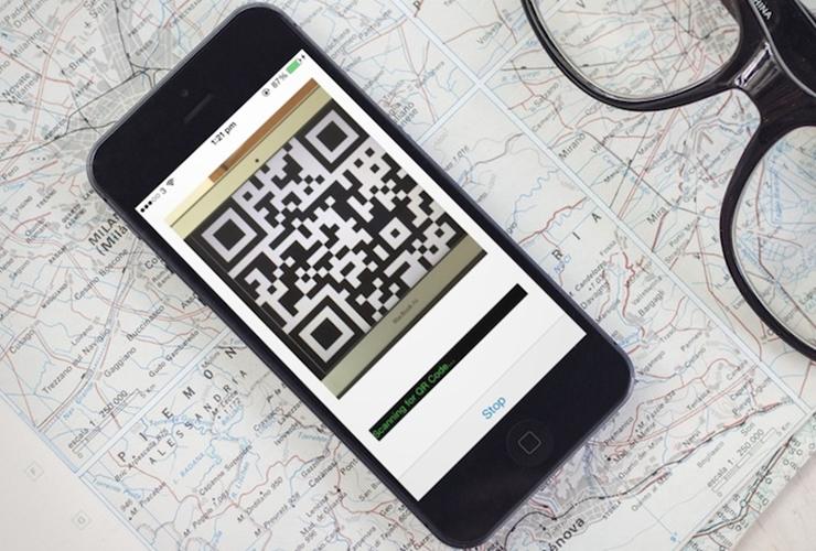 iOS 11 scanare cod QR iPhone