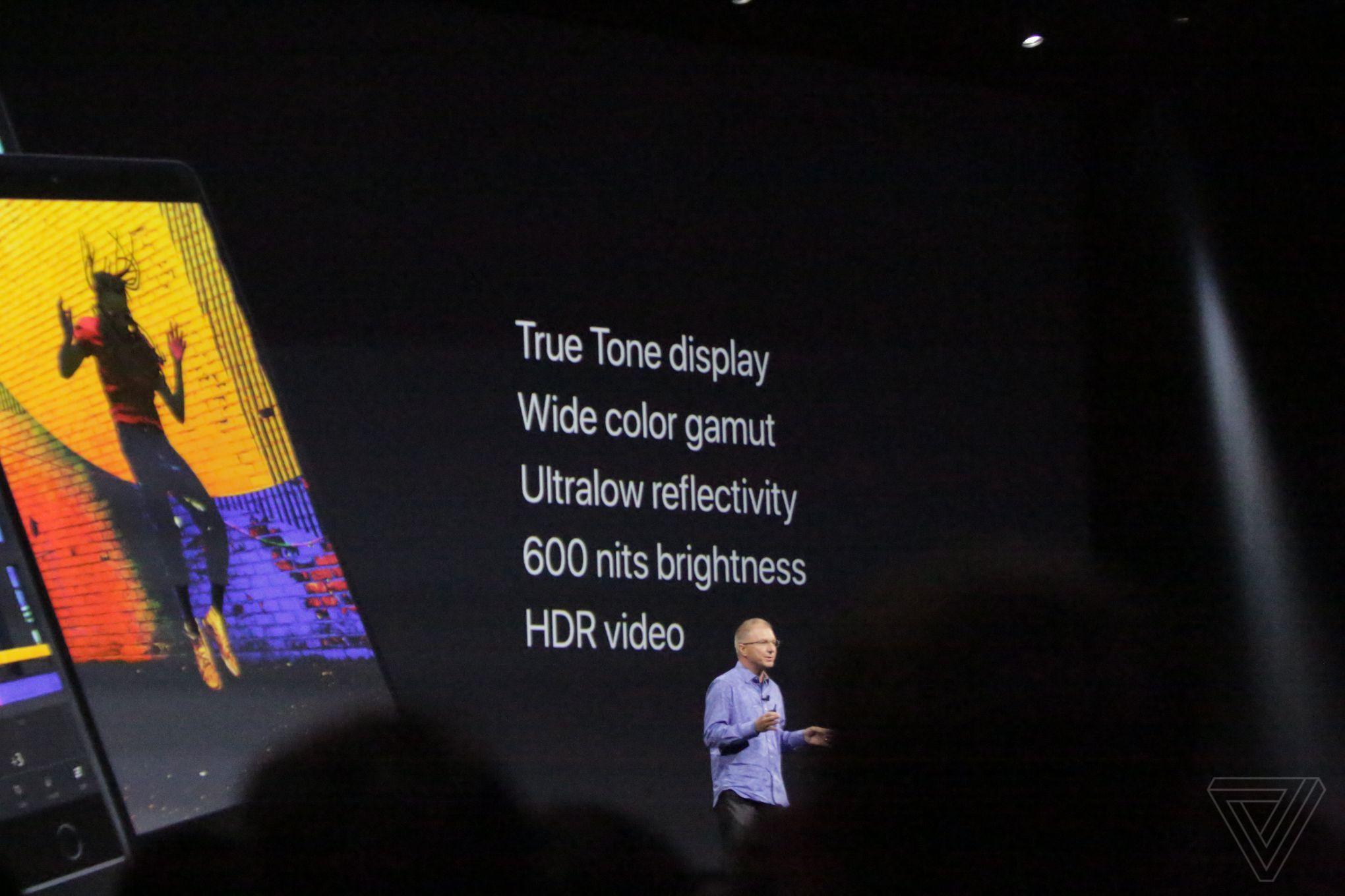 iPad Pro 10.5 inch ecran