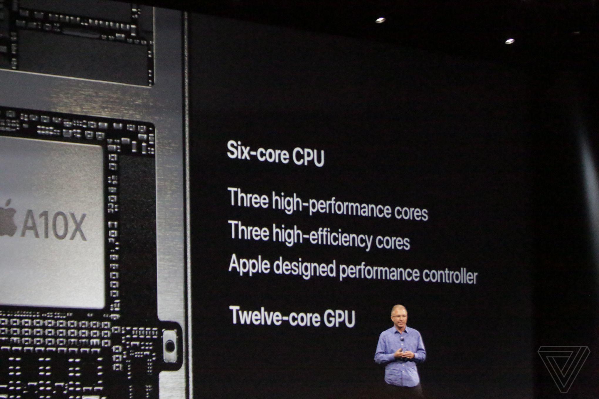 iPad Pro 10.5 inch procesor 6 nuclee 1