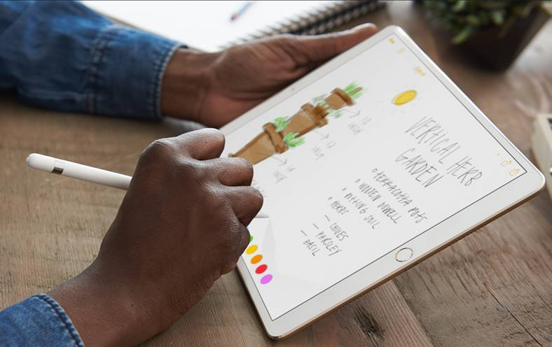 iPad Pro 10.5 inch promotion